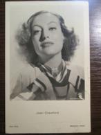 Joan Crawford  - American Film And TV Actress - Berühmt Frauen