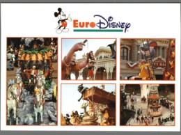 CPM Disney - Eurodisney - Parade - Disneyland