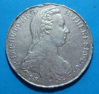 Austria Thaler Silver 1780, Venice Mint Italy - Oesterreich