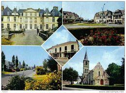 Carte Postale  78.  Le Mesnil-Saint-Denis  Trés Beau Plan - Le Mesnil Saint Denis