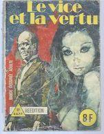 LES GRANDS CLASSIQUES DE L'EPOUVANTE N° 38 - ELVIFRANCE 1976 - Erotique (Adultes)