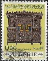 ALGERIA 1969 Handicrafts - 30c Carved Bookcase FU - Algérie (1962-...)