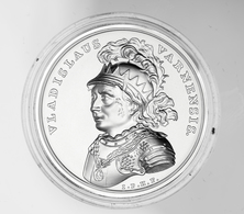 Polen: 2015, 50 Zloty Sonderprägung Aus 999er Silber In Polierter Platte Im Originaletui Mit Abbildu - Polen
