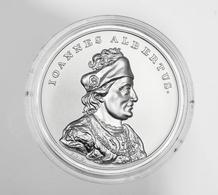 Polen: 2016, 50 Zloty Sonderprägung Aus 999er Silber In Polierter Platte Im Originaletui Mit Abbildu - Polen