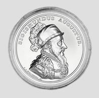 Polen: 2017, 50 Zloty Sonderprägung Aus 999er Silber In Polierter Platte Im Originaletui Mit Abbildu - Polen