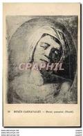 CPA Musee Carnavalet Marat Assassine David - Musei