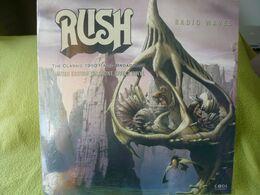 Rush - Maxi 45t Vinyle Marron - Radio Waves - Neuf  Scellé - 45 T - Maxi-Single