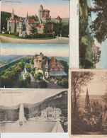 N 68  Lot 100 CPA Différentes D Allemagne - 100 - 499 Karten