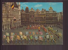 BELGIQUE BRUXELLE GRABD PLACE - Monumenti, Edifici