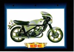 Fiche Atlas Moto Silk 700S MK II - Schede Didattiche