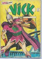 VICK Reliure N° 11 ( N° 37 + 38 +39 ) - MON JOURNAL 1976 - Mon Journal