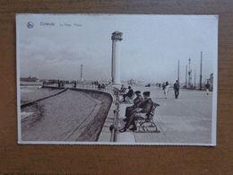 Oostende - Ostende: Le Vieux Phare (vuurtoren) -> Onbeschreven - Oostende