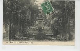 NAPOLEON - CORSE - AJACCIO - Square NAPOLEON - Historische Persönlichkeiten