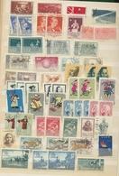 Asien: 1900-1980 (ca.), Dublettenpartie In Einem Einsteckbuch Mit Dem Hauptwert Bei Der Volksrepubli - Sellos