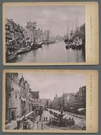 Autographen: 1915-1947, Sammlung Von Diversen Autogrammen In Einem Blankoalbum, Wobei Die Prominente - Autographes