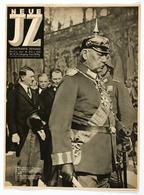 Ansichtskarten: Propaganda: 1932-1945, Bestand Von Etlichen Zeitungen Und Zeitschriften Aus Der Zeit - Parteien & Wahlen