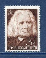 Autriche - YT N° 939 - Neuf Sans Charnière - 1961 - 1945-.... 2. Republik