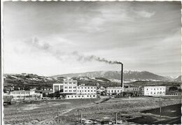 Rumilly : L'usine Du Lait Mont Blanc - Rumilly
