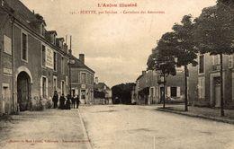 49-SUETTE-PAR SEICHES- CARREFOUR DES AMOUREUX - France
