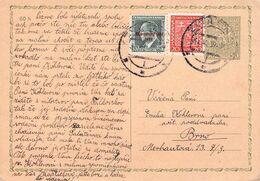 SLOWAKEI - POSTKARTE 1939 ZVOLEN -> BRNO /T123 - Briefe U. Dokumente
