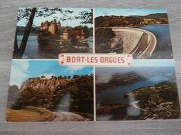 BORT-LES-ORGUES - MULTIVUES - - Francia