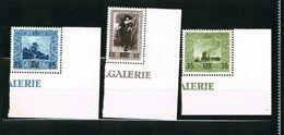 D3 -  Yvert Et Tellier No 288 299 Et 290 N** - Liechtenstein