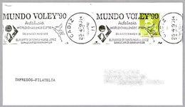 MUNDO VOLEY'90 - World Challenge Cup'90. Voleibol - Volleyball. Cadiz 1990 - Pallavolo