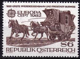 Autriche - Europa CEPT 1982 - Yvert Nr. 1541 - Michel Nr. 1713  ** - Europa-CEPT
