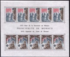 Monaco BF - Europa CEPT 1982 - Yvert Nr. BF 22 - Michel Nr. Block 19  ** - Europa-CEPT