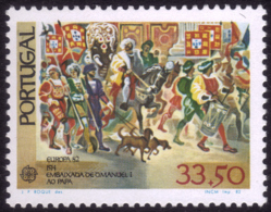 Portugal - Europa CEPT 1982 - Yvert Nr. 1543 - Michel Nr. 1564  ** - Europa-CEPT