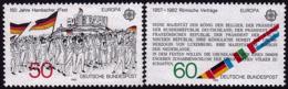 Allemagne - Europa CEPT 1982 - Yvert Nr. 962/963 - Michel Nr. 1130/1131  ** - Europa-CEPT