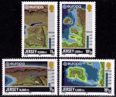 Jersey - Europa CEPT 1982 - Yvert Nr. 272/275 - Michel Nr. 278/281  ** - Europa-CEPT