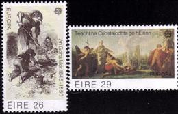 Irlande - Europa CEPT 1982 - Yvert Nr. 467/468 - Michel Nr. 466/467  ** - Europa-CEPT