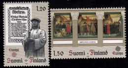 Finlande - Europa CEPT 1982 - Yvert Nr. 865/866 - Michel Nr. 899/900  ** - Europa-CEPT