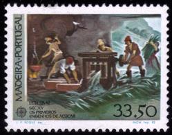 Madère - Europa CEPT 1982 - Yvert Nr. 82 - Michel Nr. 77  ** - Europa-CEPT