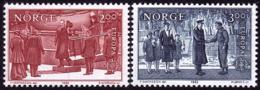 Norvège - Europa CEPT 1982 - Yvert Nr. 821/822 - Michel Nr. 865/866  ** - Europa-CEPT