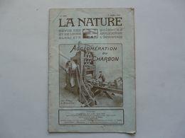 REVUE DES SCIENCES  ET DE LEURS APPLICATIONS A L'ART ET ET A L'INDUSTRIE - 1917 - Colecciones