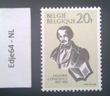 België 1983 Hendrik Conscience - Belgio