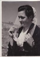 Photographie Châteaulin BLEUN BRUG De 1953 Coiffe Bretonne A Identifier Ref 1043 - Châteaulin