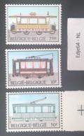 België 1983 Historische Tram - Belgio