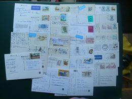 LOT12    27  CP DIFFERENT  CESKA PRINCIPALEMENT POUR LA BELG. - Lettres & Documents