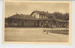 AMBERIEU EN BUGEY - La Gare - France