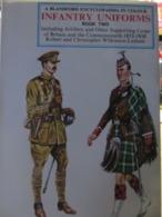 Infantry Uniform - Esercito Britannico