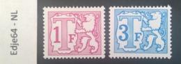 België 1983 Portzegels - Belgio