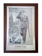 France 1948 1er Jour FDC N° 815 Anthony Oblitération Spéciale Carte De 1947 - FDC