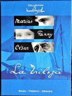 Pagnol, La Trilogie - Marius - Fanny - César - Raimu - Pierre Fresnay - Orane Demazis . - Comedy