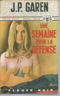 FLEUVE NOIR - SPECIAL POLICE N° 848 - J.P. GAREN - Fleuve Noir