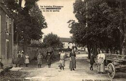 54-JEZAINVILLE- LE JEU DE QUILLES - Autres Communes