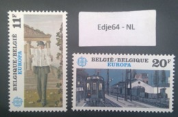 België 1983 Europa - Belgio
