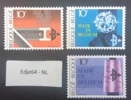 België 1983 Nationale Producten - Belgio